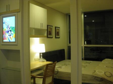 BKKMOVE Agency's 40sqm Ready to move in, Fully Furnished 1 Bedroom Apartment to let at Le Luk 1