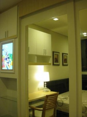 BKKMOVE Agency's 40sqm Ready to move in, Fully Furnished 1 Bedroom Apartment to let at Le Luk 2