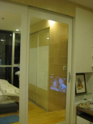 BKKMOVE Agency's 40sqm Ready to move in, Fully Furnished 1 Bedroom Apartment to let at Le Luk 3