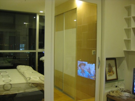 BKKMOVE Agency's 40sqm Ready to move in, Fully Furnished 1 Bedroom Apartment to let at Le Luk 4