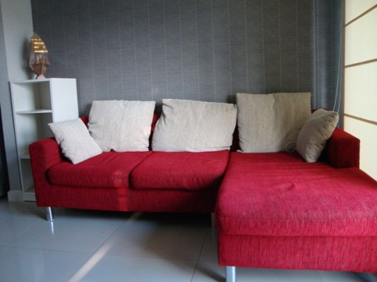 BKKMOVE Agency's 42sqm Comfortable One Bedroom Flat To Let At @ City Sukhumvit 101/1 4