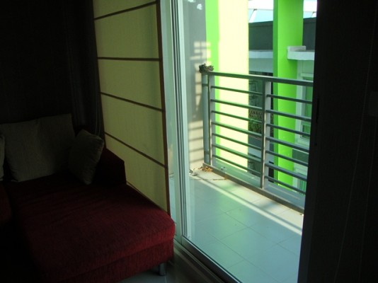 BKKMOVE Agency's 42sqm Comfortable One Bedroom Flat To Let At @ City Sukhumvit 101/1 9