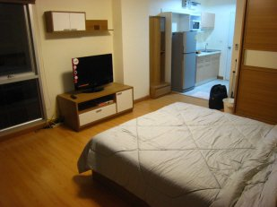 BKKMOVE Agency's 32sqm Fully Furnished Studio Apartment Available At The Link Sukhumvit 50 2