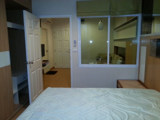 BKKMOVE Agency's 42sqm Brand New, High Rise One Bedroom Apartment to let at Life Sukhumvit 65 5