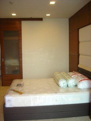 BKKMOVE Agency's 80sqm Traditional, High Rise One Bedroom Apartment for rent at Nusasiri Grand Condo 4