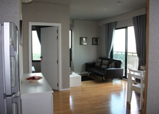 BKKMOVE Agency's 64sqm Brand New, Fully Furnished Two Bedrooms Apartment for rent at Blocs 77 2