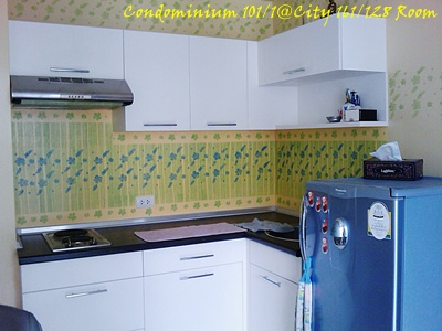 BKKMOVE Agency's 60sqm Well Price, Good deal Two Bedrooms Apartment to let at @City Sukhumvit 101/1 6