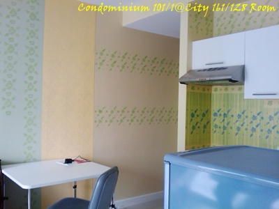 BKKMOVE Agency's 60sqm Well Price, Good deal Two Bedrooms Apartment to let at @City Sukhumvit 101/1 7