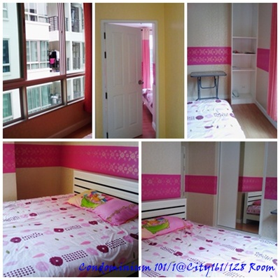 BKKMOVE Agency's 60sqm Well Price, Good deal Two Bedrooms Apartment to let at @City Sukhumvit 101/1 1