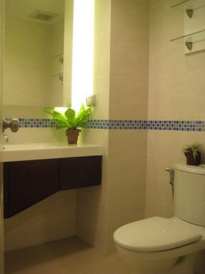 BKKMOVE Agency's 42sqm High Rise, Good price One Bedroom Flat for sale at Life Sukhumvit 65 5