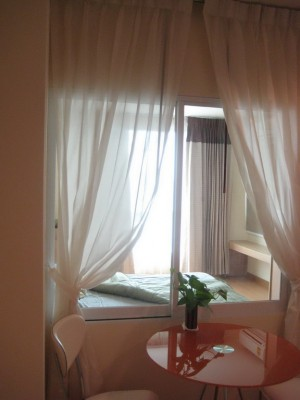 BKKMOVE Agency's 42sqm High Rise, Good price One Bedroom Flat for sale at Life Sukhumvit 65 7