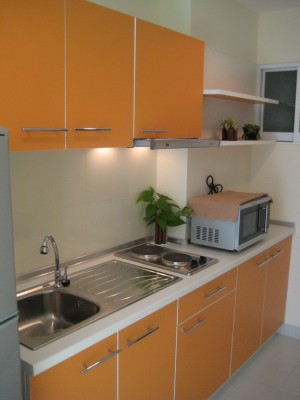 BKKMOVE Agency's 42sqm High Rise, Good price One Bedroom Flat for sale at Life Sukhumvit 65 9