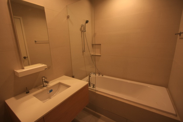 BKKMOVE Agency's 40sqm Brand New, Cozy Studio Flat to let at Villa Rachatewi 10