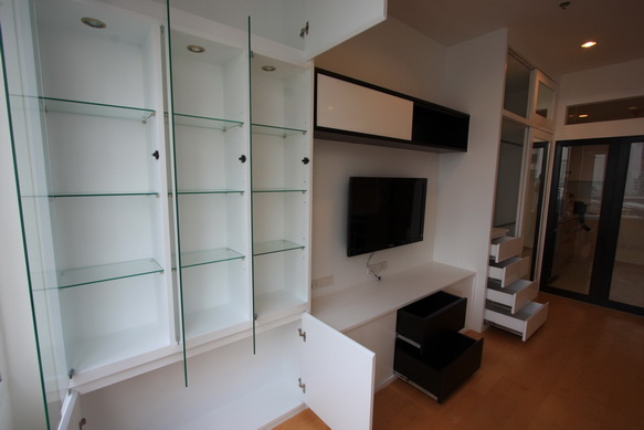 BKKMOVE Agency's 40sqm Brand New, Cozy Studio Flat to let at Villa Rachatewi 7