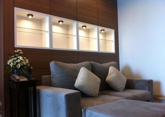 BKKMOVE Agency's 45sqm Luxury, Nice Taste One Bedroom Condo to let at The Room Sukhumvit 62 1