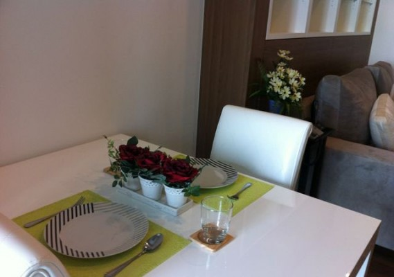BKKMOVE Agency's 45sqm Luxury, Nice Taste One Bedroom Condo to let at The Room Sukhumvit 62 3