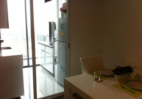 BKKMOVE Agency's 45sqm Luxury, Nice Taste One Bedroom Condo to let at The Room Sukhumvit 62 4