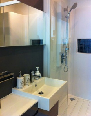 BKKMOVE Agency's 45sqm Luxury, Nice Taste One Bedroom Condo to let at The Room Sukhumvit 62 7