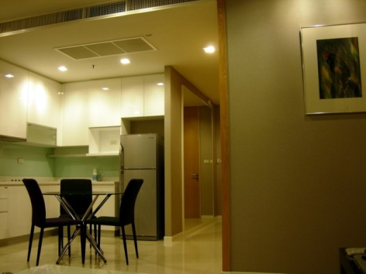 BKKMOVE Agency's 98sqm Elegant, High Rise Two Bedrooms Condo for rent at Amanta Lumpini 3