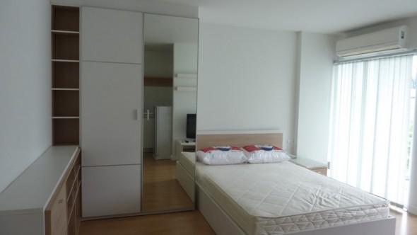 BKKMOVE Agency's 25sqm Convenient, Low Rise Studio Flat to let at My Condo Sukhumvit 81 1