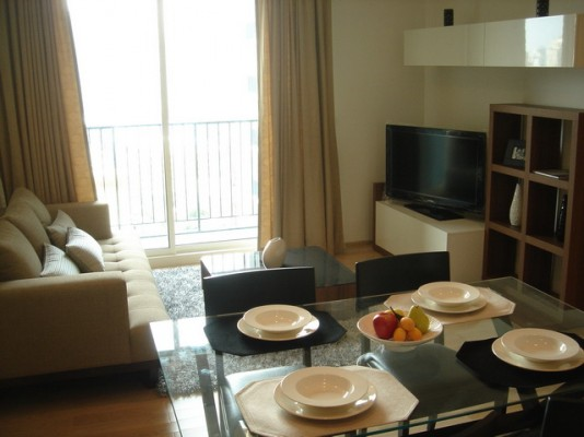 BKKMOVE Agency's 52sqm Cozy, Brand New One Bedroom Apartment for rent at Siri at Sukhumvit 1
