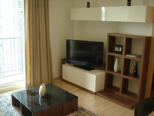 BKKMOVE Agency's 52sqm Cozy, Brand New One Bedroom Apartment for rent at Siri at Sukhumvit 2