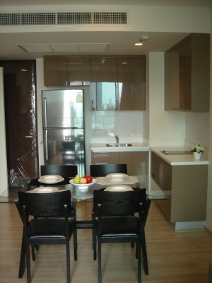 BKKMOVE Agency's 52sqm Cozy, Brand New One Bedroom Apartment for rent at Siri at Sukhumvit 3