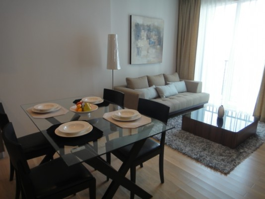 BKKMOVE Agency's 52sqm Cozy, Brand New One Bedroom Apartment for rent at Siri at Sukhumvit 7