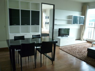 BKKMOVE Agency's 92sqm Spacious, Modern Two Bedrooms Condo for rent at The Address Chidlom 5