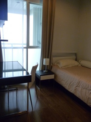 BKKMOVE Agency's 92sqm Spacious, Modern Two Bedrooms Condo for rent at The Address Chidlom 3