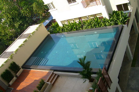 BKKMOVE Agency's 53sqm Nice, Convenient One Bedroom Condo for rent at Condo One Siam 2