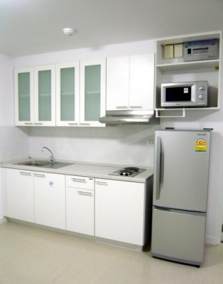 BKKMOVE Agency's 53sqm Nice, Convenient One Bedroom Condo for rent at Condo One Siam 4