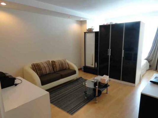 BKKMOVE Agency's 35sqm Modern, Brand New Studio Flat for rent at Symphony Sukhumvit 6