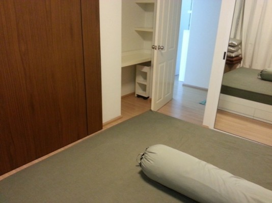 BKKMOVE Agency's 35sqm Beautiful, Convenient One Bedroom Condo to let at A Space Asoke Ratchada 7