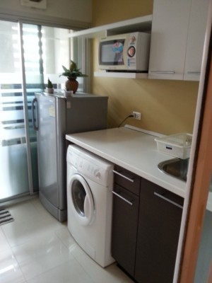 BKKMOVE Agency's 38sqm Tasteful, Well priced One Bedroom Flat to let at The Room Sukhumvit 79 4