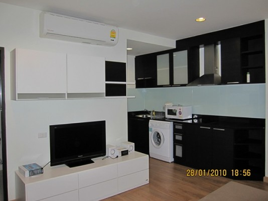 BKKMOVE Agency's 46sqm Brand New, Nice One Bedroom Apartment for rent at The Address Sukhumvit 42 1