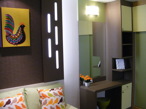 BKKMOVE Agency's 36sqm Cozy, Brand New One Bedroom Condo for rent at Wish @ Samyan 1