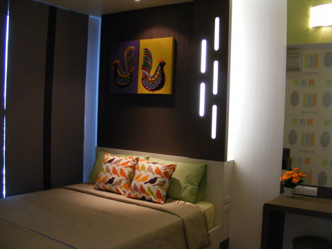BKKMOVE Agency's 36sqm Cozy, Brand New One Bedroom Condo for rent at Wish @ Samyan 3