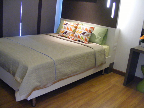 BKKMOVE Agency's 36sqm Cozy, Brand New One Bedroom Condo for rent at Wish @ Samyan 9