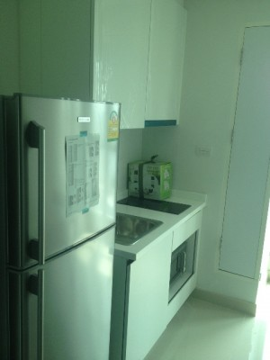 BKKMOVE Agency's 32sqm Cozy, Brand New One Bedroom Condo to let at Centric Ratchada - Suthisan 4