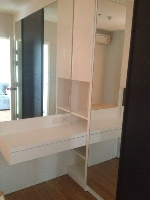 BKKMOVE Agency's 32sqm Cozy, Brand New One Bedroom Condo to let at Centric Ratchada - Suthisan 6