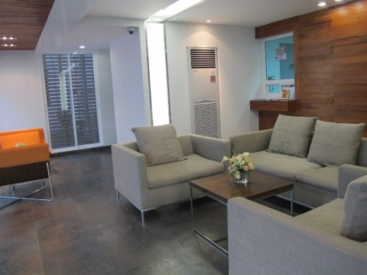 BKKMOVE Agency's 44sqm Brand New, Modern One Bedroom Condo for rent at Focus On Saladaeng 9