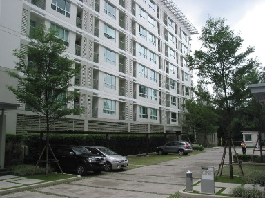BKKMOVE Agency's 39sqm Peaceful, Low Rise One Bedroom Apartment for rent at The Room Sukhumvit 79 3
