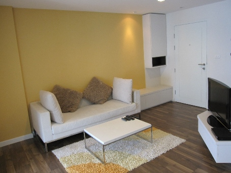 BKKMOVE Agency's 39sqm Peaceful, Low Rise One Bedroom Apartment for rent at The Room Sukhumvit 79 6