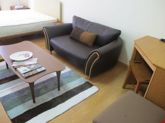 BKKMOVE Agency's 32sqm Cozy, Low Rise Studio Flat for rent at The Link Sukhumvit 50 1