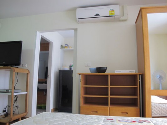 BKKMOVE Agency's 32sqm Cozy, Low Rise Studio Flat for rent at The Link Sukhumvit 50 2