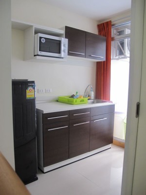 BKKMOVE Agency's 32sqm Cozy, Low Rise Studio Flat for rent at The Link Sukhumvit 50 3