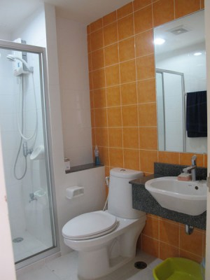BKKMOVE Agency's 32sqm Cozy, Low Rise Studio Flat for rent at The Link Sukhumvit 50 4
