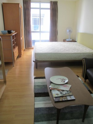 BKKMOVE Agency's 32sqm Cozy, Low Rise Studio Flat for rent at The Link Sukhumvit 50 5