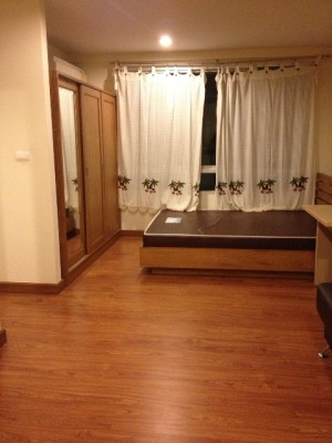 BKKMOVE Agency's 33sqm Low Rise, Well price Studio Flat to let at Wish @ Siam 1